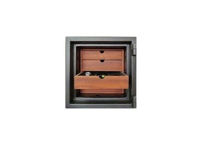 Mahogany Safe Drawers